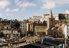 St Peter Port, Guernsey's Capital