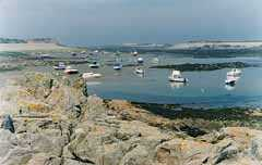 Sheltered Harbours